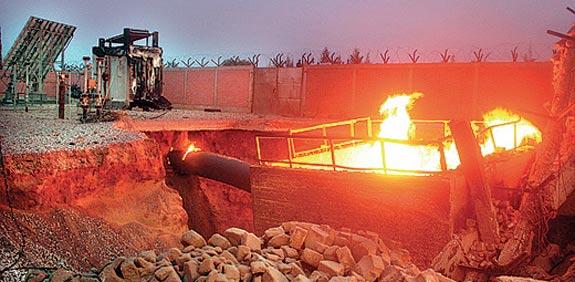 צינור גז, נפט / צלם: רויטרס